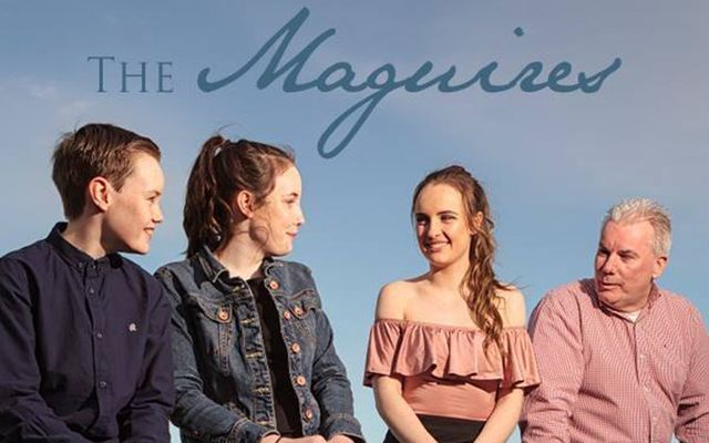 The Maguires band.