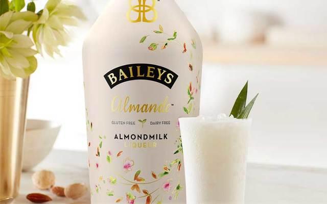 Baileys Almande Almondmilk Liqueur.