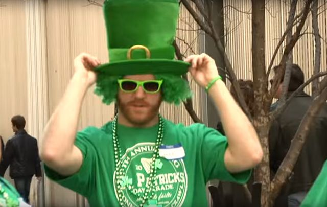 """For some folks there's """"nowhere like home and Irish Americans need not apply."""""""