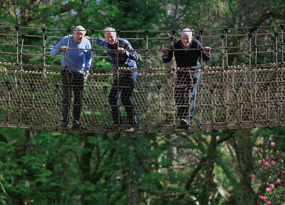 The Skywalk at Kells Bay House and Gardens is the latest attraction to hit the south west of Ireland