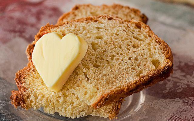Irish butter.