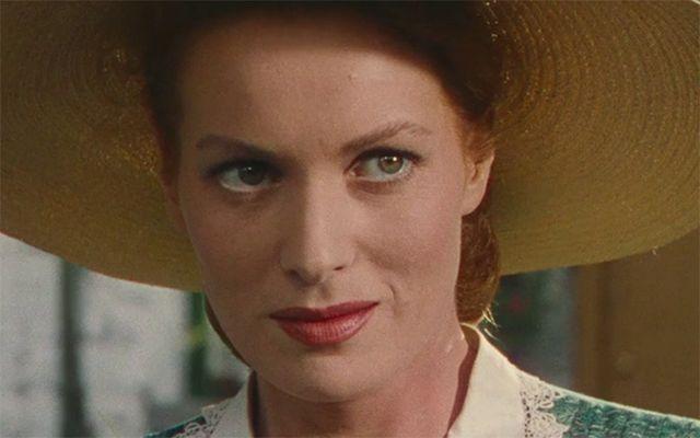 "Maureen O'Hara in ""The Quiet Man""."