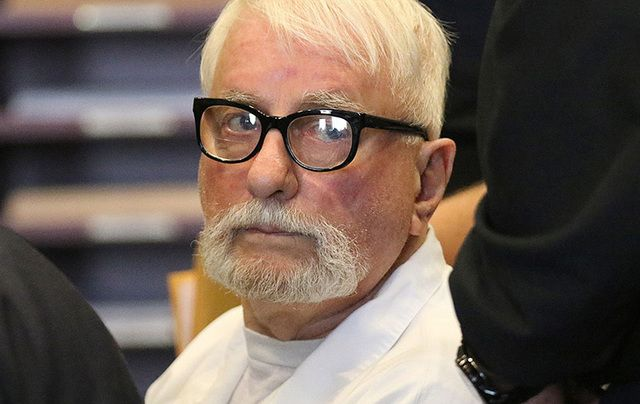77-year-old Jack McCullough in court.