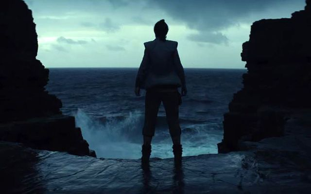 First look trailer for the upcoming Star Wars – The Last Jedi has just been released, featuring Luke and Rey on Skellig Michael.