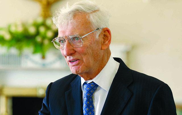 Former US Ambassador to Ireland Dan Rooney.