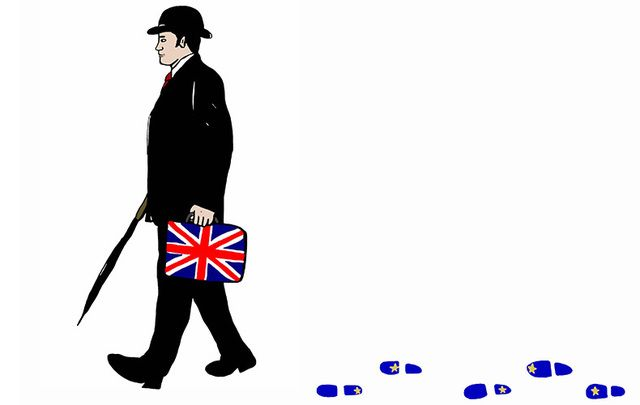 """""""The British have been busy debating what makes England English."""""""