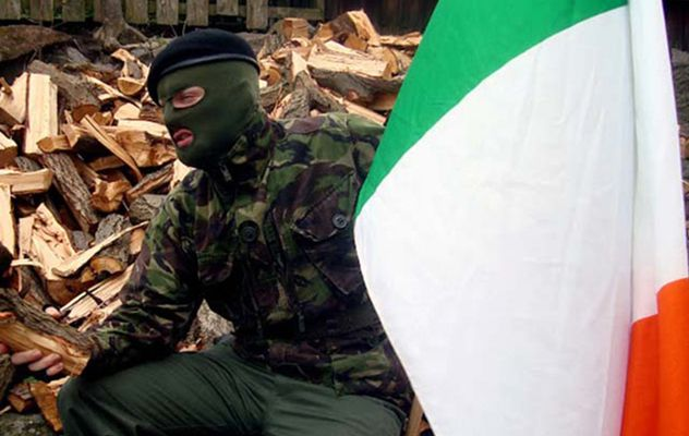 19 years on, IRA splinter group hints it will finally lay down its arms.
