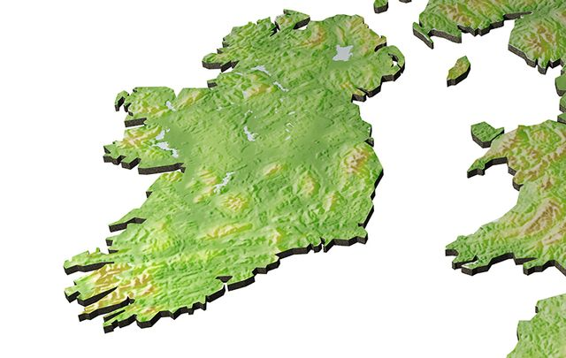 "Where did the name ""Ireland"" actually come from?"
