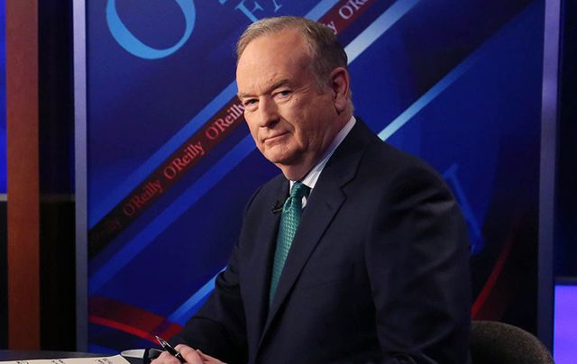 Former Fox pundit Bill O'Reilly.