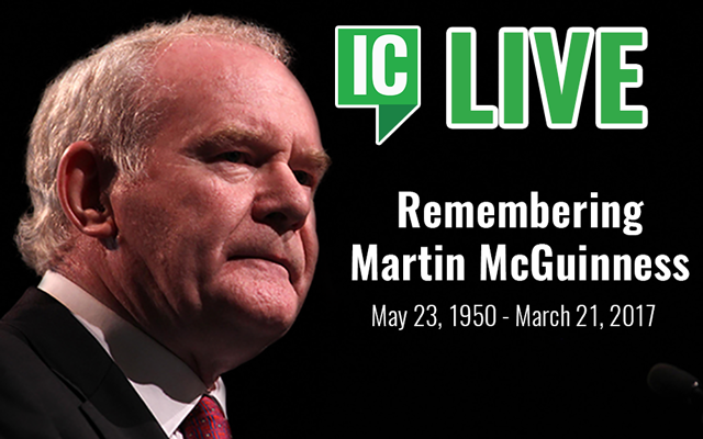 Remembering Martin McGuinness