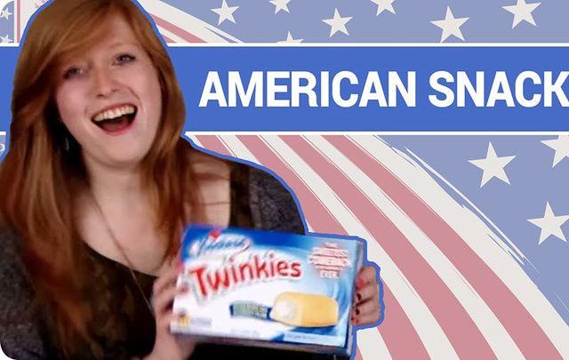 Do Irish people like American snacks?... Nope! Not so much.