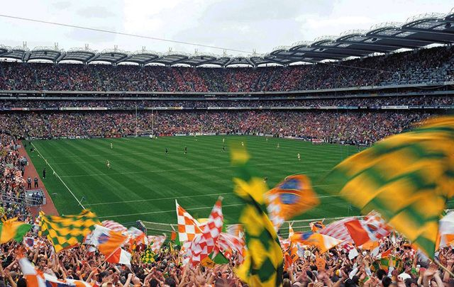 There's magic in the air at Croke Park on GAA All-Ireland Championship Finals match day. There's nothing quite like it!