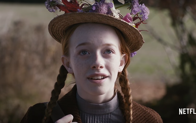 Amybeth McNulty in Anne.