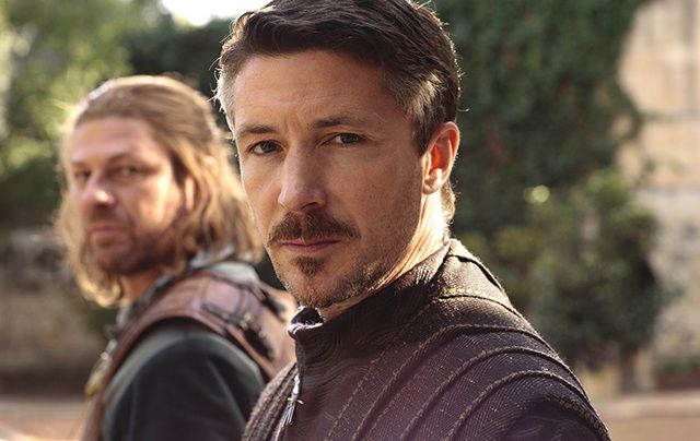 Aiden Gillen in Game of Thrones