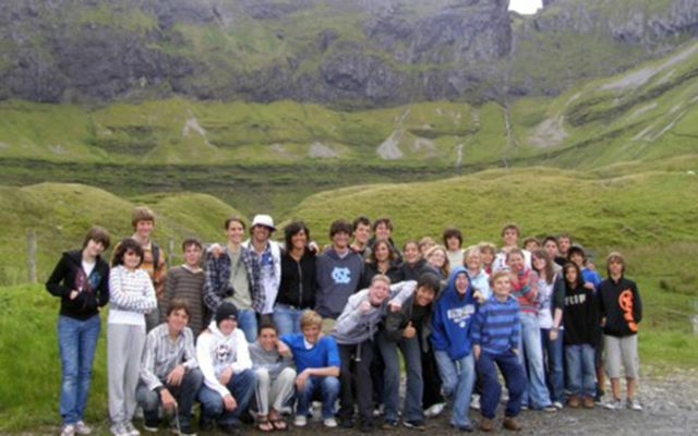 Education and adventure await at the Institute of Study Abroad Ireland's Global Scholar Summer Programs for teens.