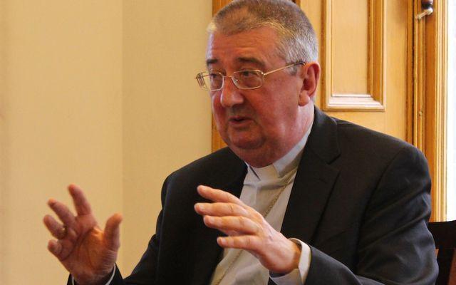 Archbishop of Dublin and Primate of all Ireland Diarmuid Martin.