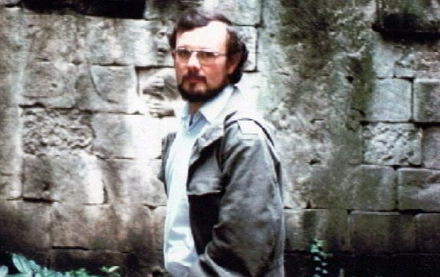 Murdered teacher, Seamus Ruddy.