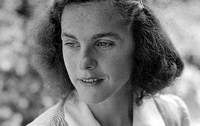Mary McCarthy.