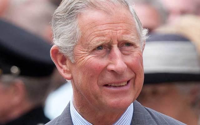 Prince Charles of England.