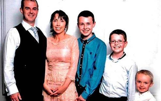 The Hawe family.