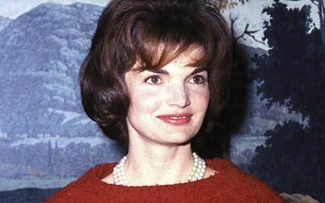 Jacqueline Kennedy in 1961.