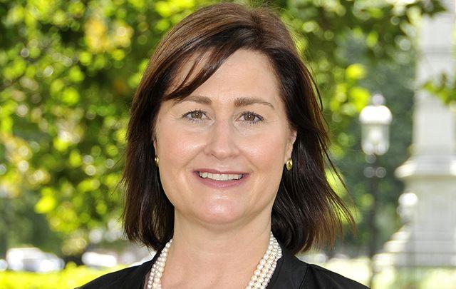 Elizabeth Crabill, CEO of CIE Tours