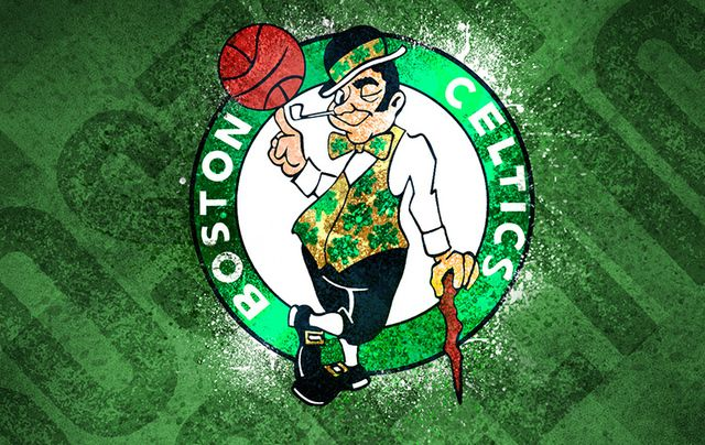 The famed Boston Celtic's logo.