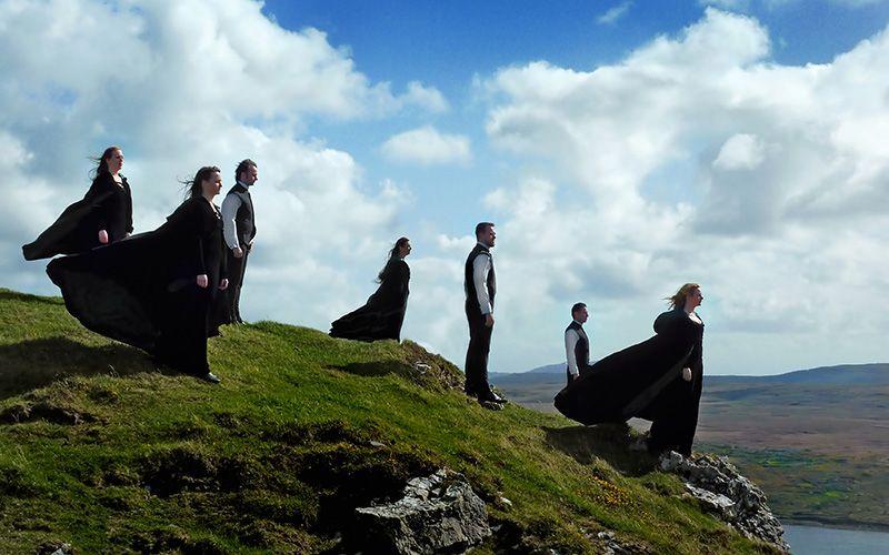 Traditional Irish choir Anuna celebrates 30 years | IrishCentral.com