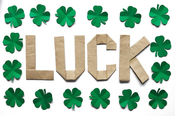 Everyone could do with a bit of Irish luck