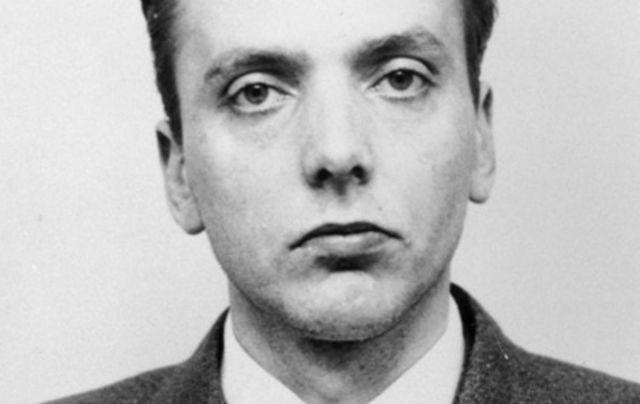 Moors murderer, Ian Brady.