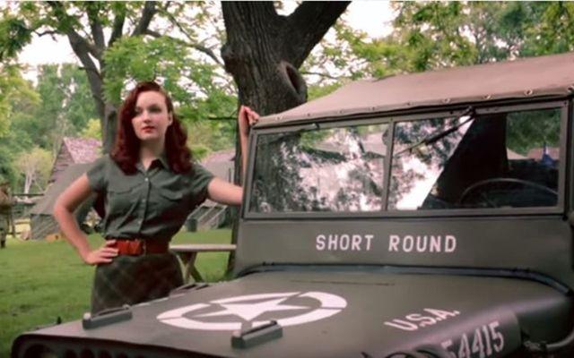 Hannah Redlich as Nancy Mulligan.