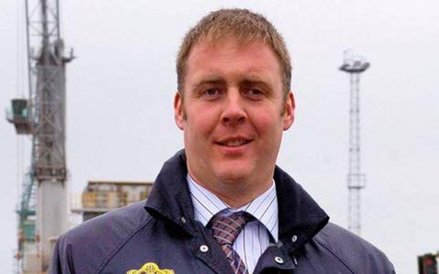 Detective Garda Adrian Donohue.