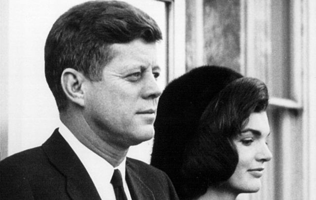 Despite being married to Jackie Kennedy for 10 years, President Kennedy is rumored to have had a string of affairs with a number of women.