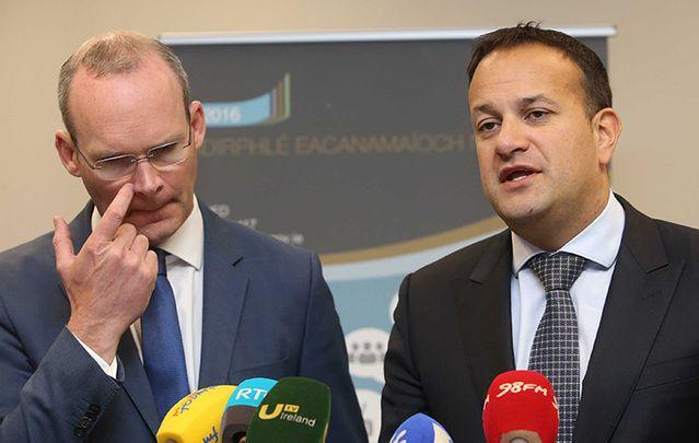 Who'll it be? Simon Coveney or Leo Varadkar?