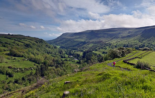 A plot of land in the Glens of Antrim is the perfect Irish gift forever!
