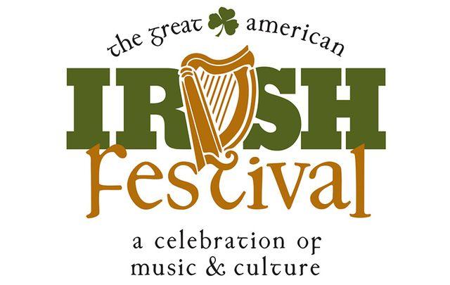 Great American Irish Festival.