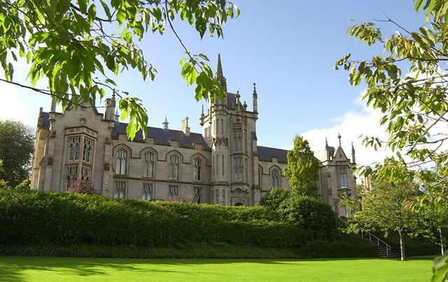 The Magee campus, in Derry.