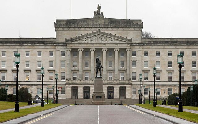 Northern Ireland government buildings at Stormont.
