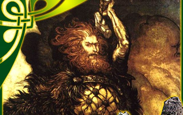 Irish Myths And Legends The Giant And The Baby IrishCentralcom - Irish legends