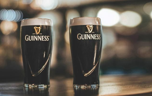 Guinness is about enjoying fun times with friends and family, a pint and some great food!