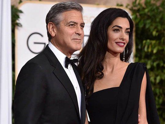 George and Amal Clooney are now parents.