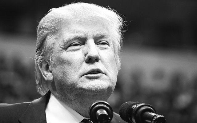 United States President Donald Trump.