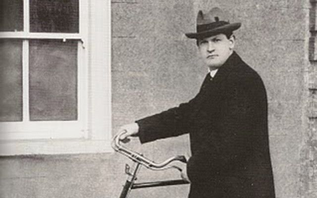 Michael Collins during the War of Independence.