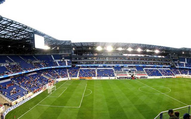 Red Bull Arena in New Jersey