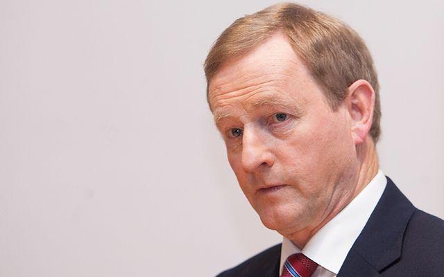 Former Irish Taoiseach Enda Kenny.