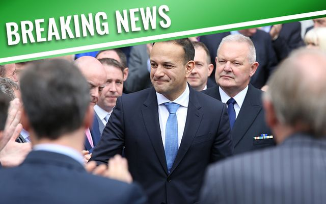 Ireland elects Leo Varadkar as leader of Fine Gael and government.