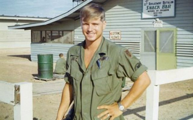 Spc. 5 James McCloughan