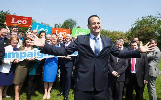 New Irish Taoiseach Leo Varadkar.