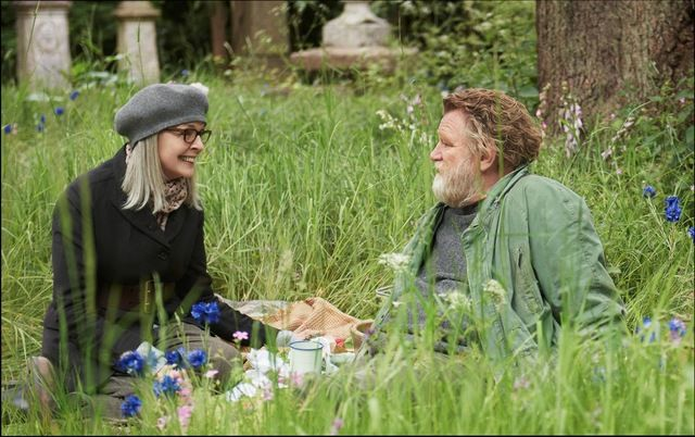 New film Hampstead starring Diane Keaton and Brendan Gleeson is set for release