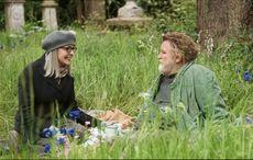 Diane Keaton and Brendan Gleeson star in new rom-com 'Hampstead'